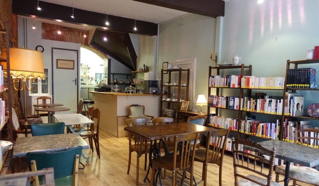 Salon de thé Toulouse