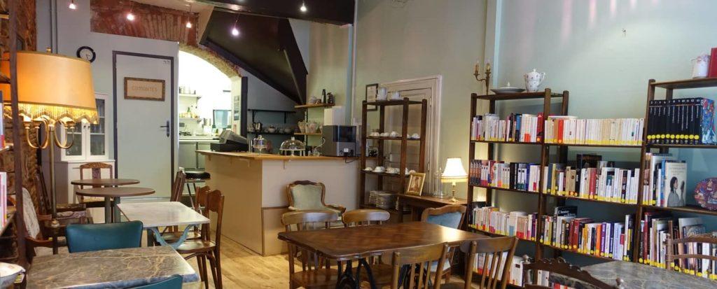 salon de thé à Toulouse